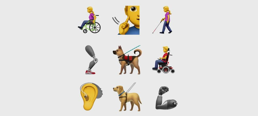 Disability-Themed Emojis Approved For Use