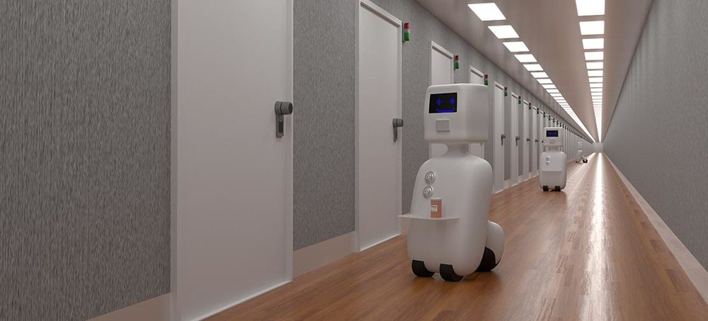 Government invests £34m into 'care robots'
