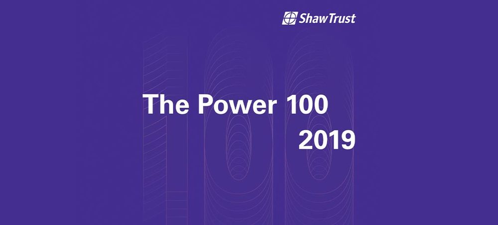 100 most influential disabled people in the UK 2019