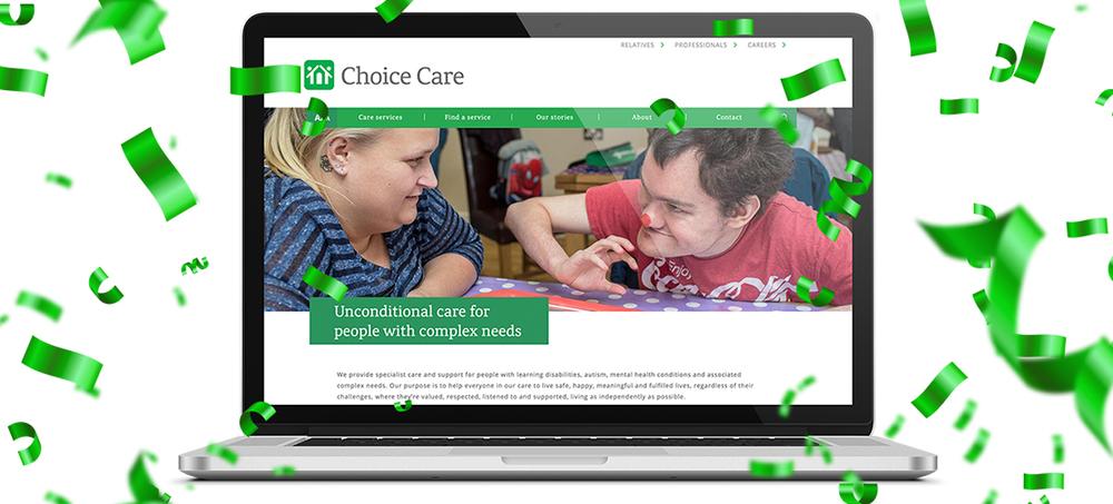 A Fresh Look for Choice Care