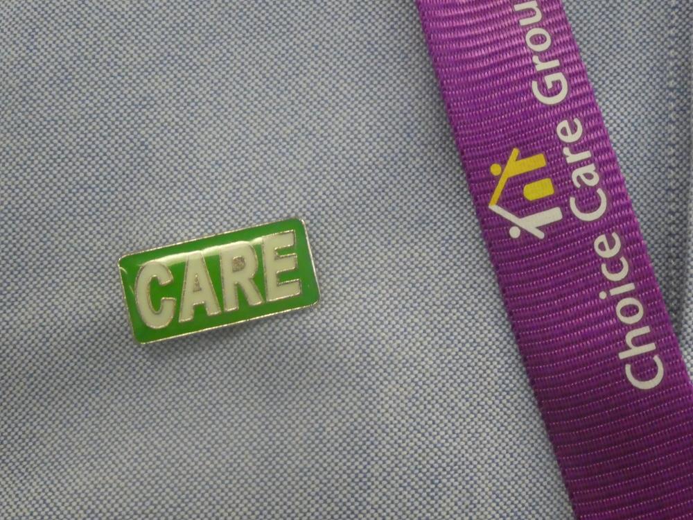CARE Badge Success